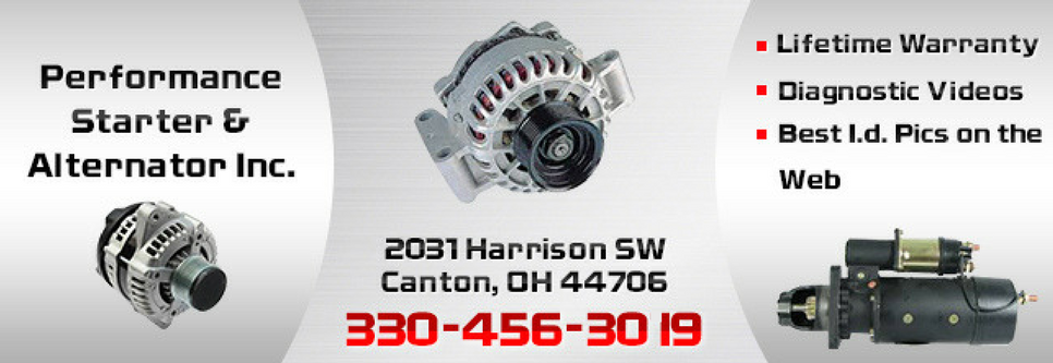 Performance Starter & Alternator, Inc.