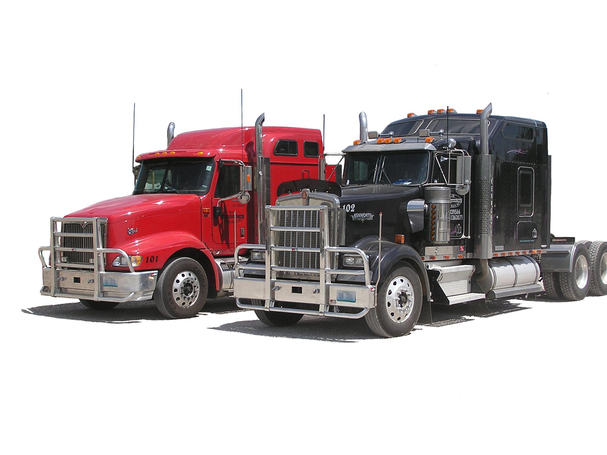 Big Rig on Big Rig Truck Kits